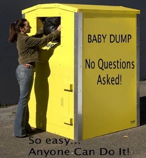 cause of baby dumping