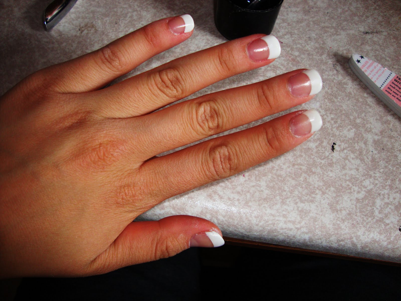 Yahoo! Answers - Are fake nails bad for you? What are the bad