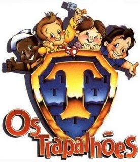 Filmografia Os Trapalhões DVDRip