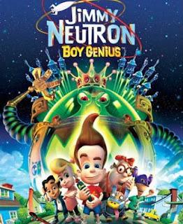 Filme Poster Jimmy Neutron - O Mênino Gênio e Os Padrinhos Mágicos
