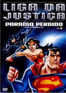 Filme Liga da Justiça : Paraíso Perdido   Dublado