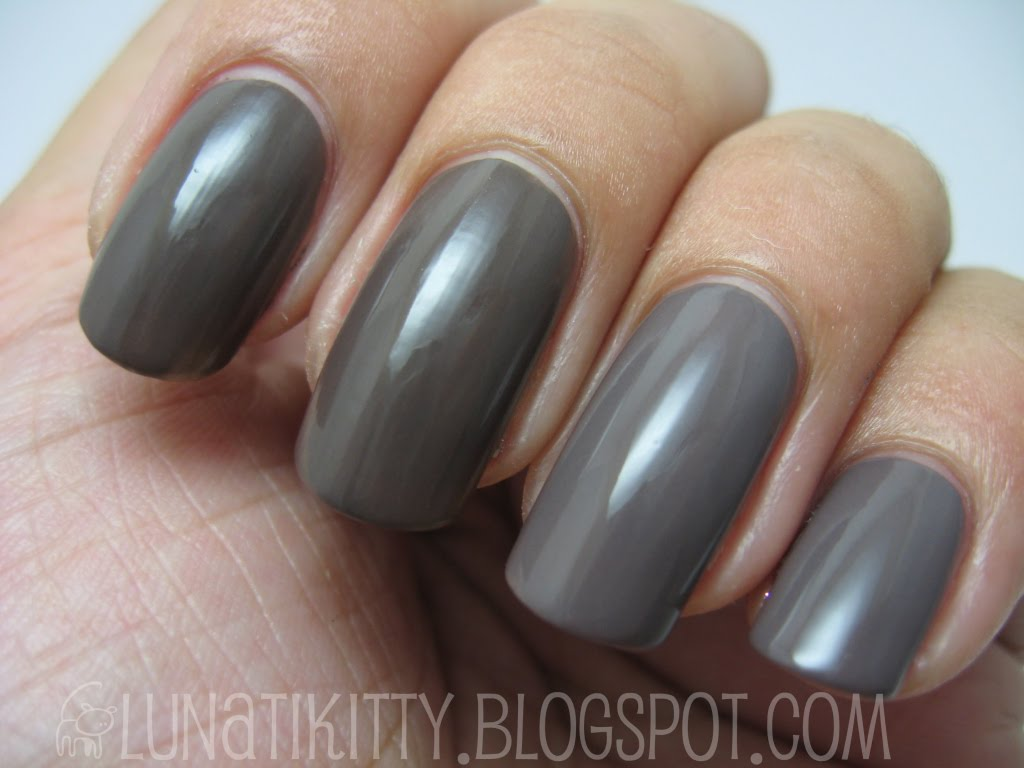 Lunatikitty Nyx Girls Chocolate Taupe
