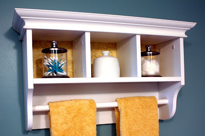 Bathroom Shelf on Iheart Organizing  July Featured Space  Bathroom   Shelftacular Part 2