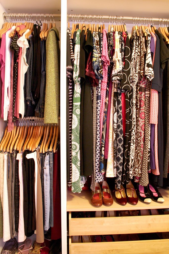 Iheart Organizing August Featured Space Bedroom Closet