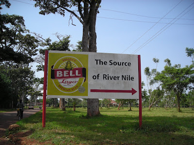 The source of River Nile