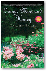 Carleen Brice's Orange Mint and Honey