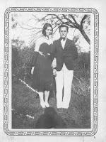 My Grandma Lillian Anna O'Moore Sheppard, with my Grandpa John Allen Sheppard
