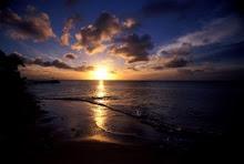 Atardecer-Bonaire 2003