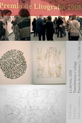 premio litografia viña 2008 inauguracion