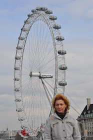 London eye (ochiul londrei)