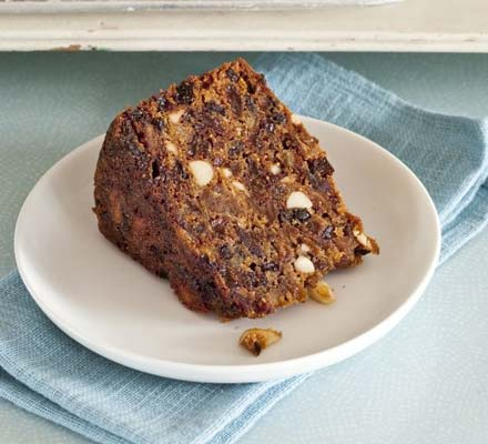 Inspired celebration christmas cake recipes how about chocolate fruit cake from bbc good food forumfinder Gallery
