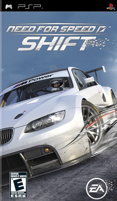 imagen neefor speed shift psp