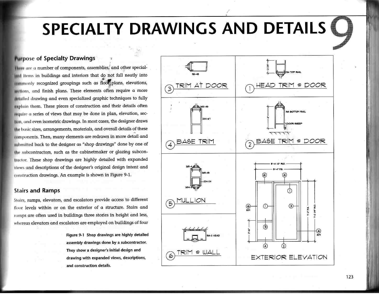 Architecture Studies Construction Drawings And Details