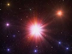 Dios enciende luces cada noche...