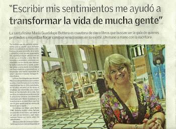 Entrevista del Diario UNO