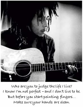 up �Bob Marley quotes