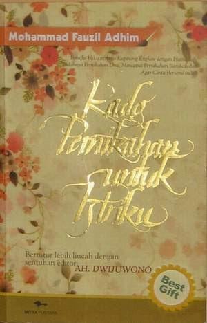 Free Ebook Kado Pernikahan Untuk Istriku-Fauzil Adhim