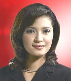 Presenter Berita TV One