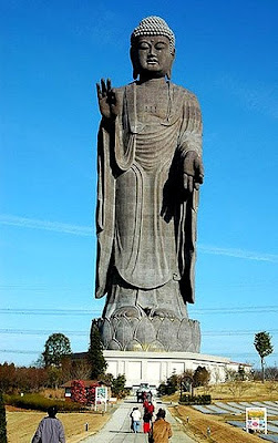 world tallest statue
