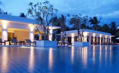 Kingfisher Villa of Vijay Mallya in GOA