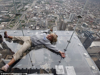 Highest Glass Floor of the World