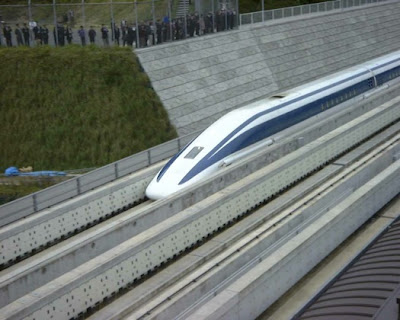 Worlds Fastest Train