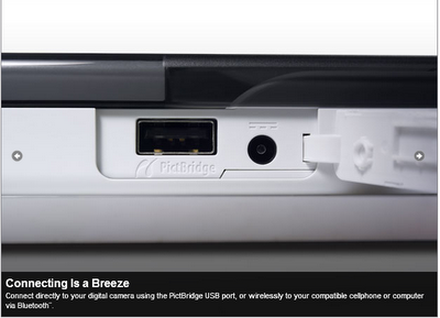 Inkless Printer from Dell