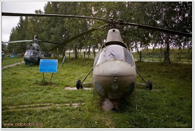 Museum of Russian Helicopters