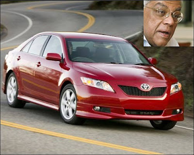 Cars of Indian CEOs