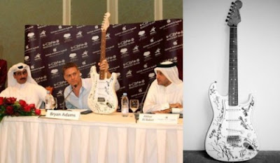 World Most Expensive Guitar