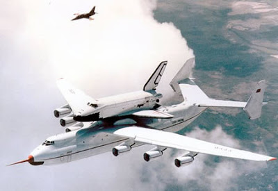 World largest and heaviest aircraft