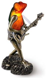 Rocking Frog Lamp