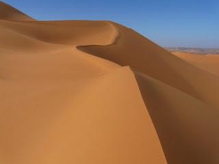 Sahara desert photograph