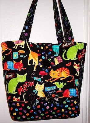 cat lovers bag