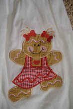 SMD Dancing Gingerbread Girl