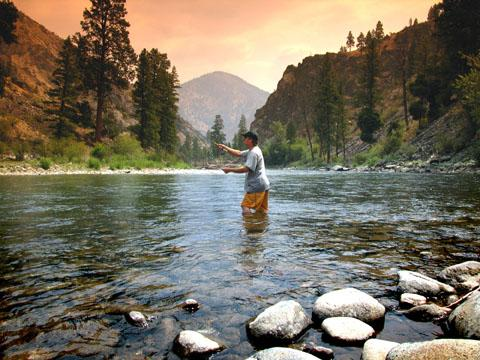 Stueby 39 s outdoor journal w idaho fly fishing expo offers for Plenty of fish boise