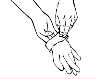 how to put on sterile gloves Procedure checklist chapter 20: donning sterile gown and gloves lays glove on forearm of the dominant hand coworker grabs the tie with sterile.
