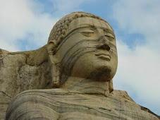 Rock Temple (Gal Vihara), Polonnaruwa, Sri Lanka