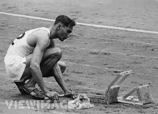 The Trinity Lion Duncan White, the first Sri Lankan to win an Olympic medal