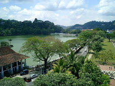 Medieval Royal City of Kandy, the gateway to the central highlands of Sri Lanka