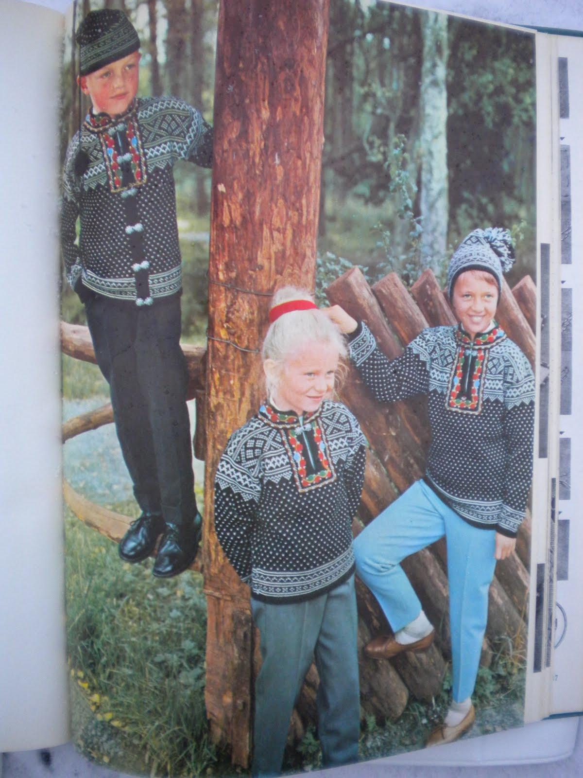Sweater Børn Nordisk