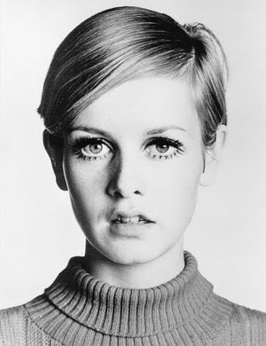 Twiggy faces.