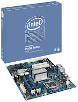 Boxed Intel DP35DPM Motherboard