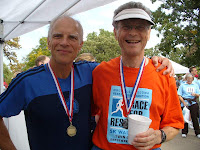 Jim & Don at the race