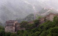papel de parede Muralha da china