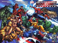 wallpaper marvel comics