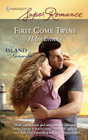 Fist Come Twins by Helen Brenna