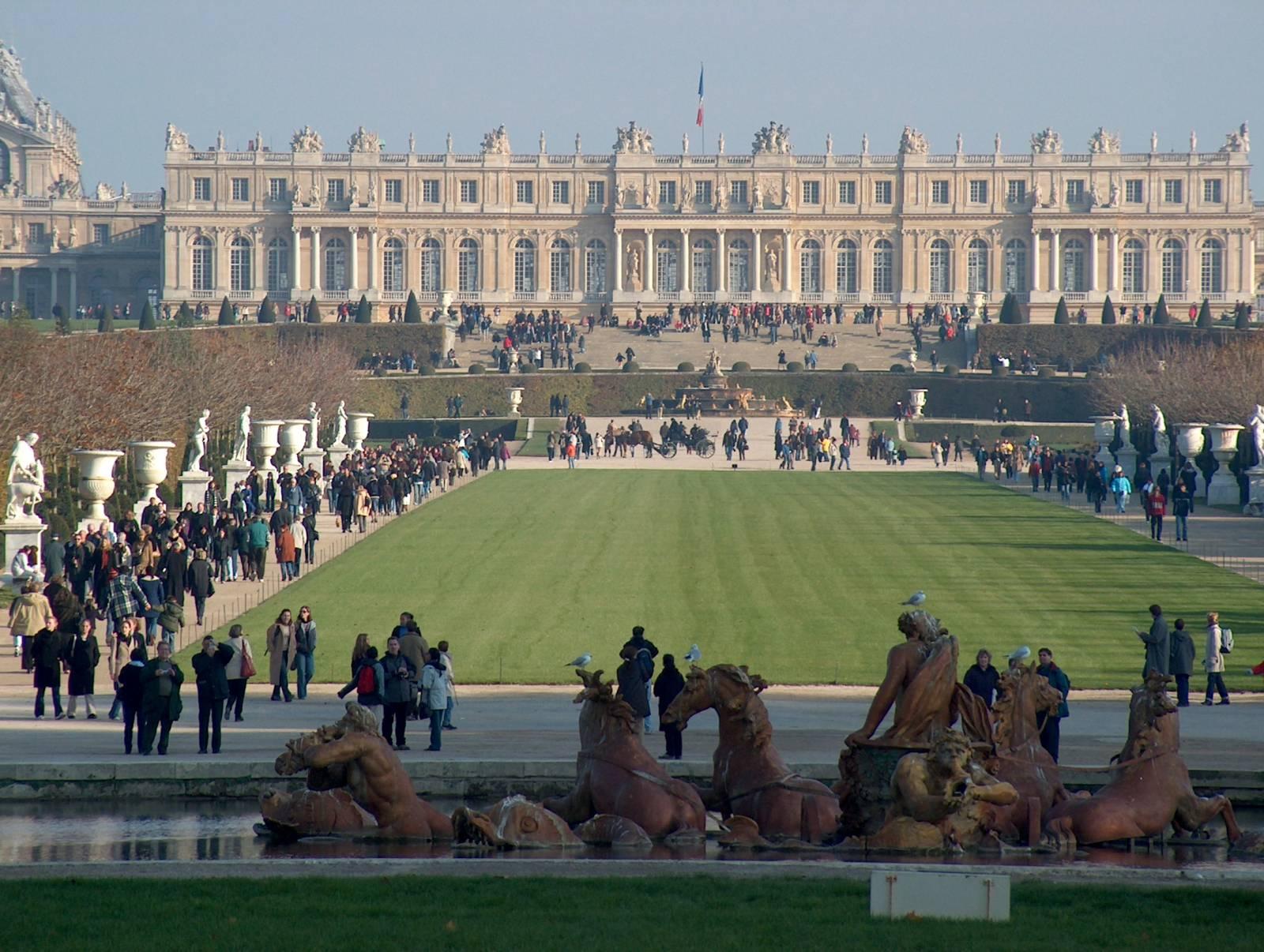 Check out versailles - Photo chateau de versailles ...