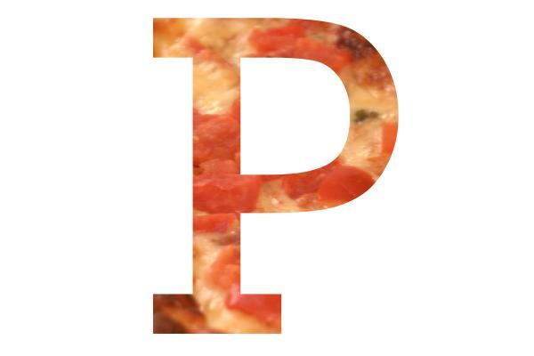 Letter P  P & L Template
