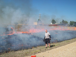 Crop Burning (very hot surprisingly)